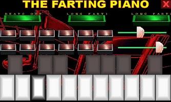Screenshot of The Farting Piano