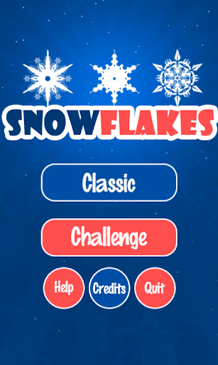 Snowflakes Drop