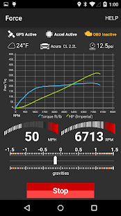 Force OBDII and Performance- screenshot thumbnail