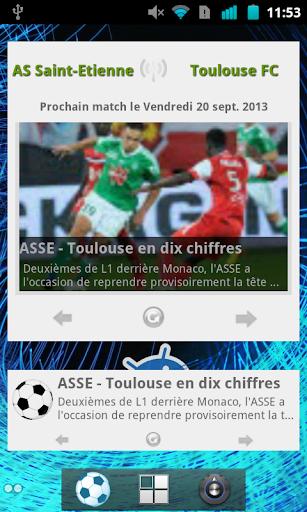 Foot Info Saint-Etienne