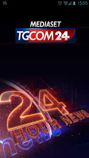 TGCOM24 - screenshot thumbnail