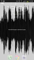 Screenshot of Wallpaper SoundCloud