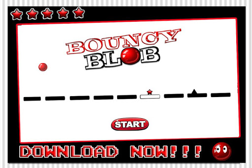 Bouncy Blob - Impossible Ball