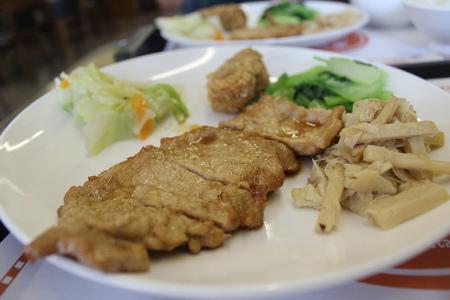 社頭福井食堂/鐵路便當~簡單的好滋味~  ~小腹婆大世界 愛分享美食~社頭美食