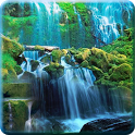 Waterfall 4D live wallpaper icon