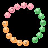 Color Circle Puzzle