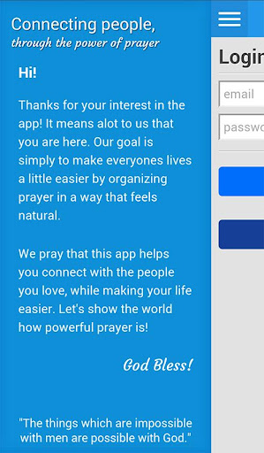Prayer Share - prayerapp.org