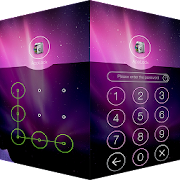 App AppLock Theme Aurora APK for Windows Phone