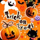 Happy Halloween ライブ壁紙 icon