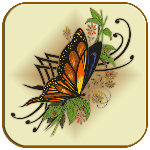 紋身設計 - 海娜設計 攝影 App LOGO-硬是要APP