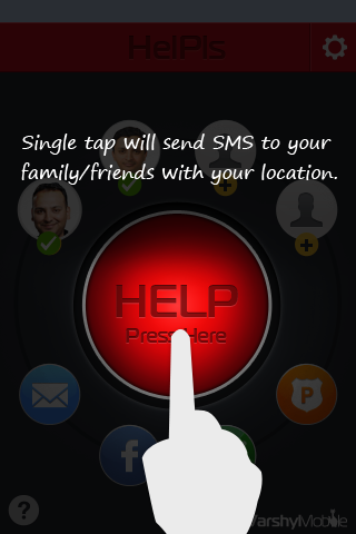 Help Please - HelPls App - screenshot