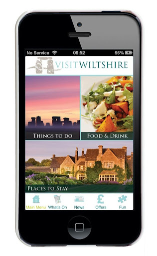 Visit Wiltshire TABLET APP