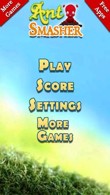 Ant Smasher - screenshot