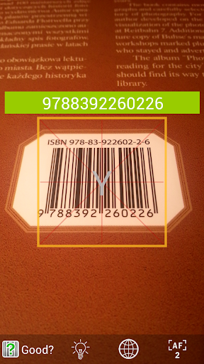 Good - Barcode Scanner