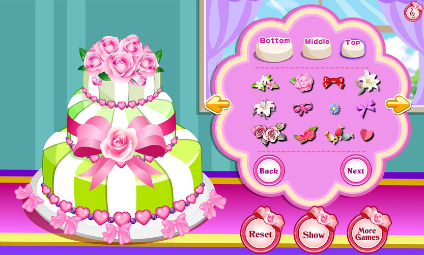 Download Rose Wedding Cake Game Apk Latest Version Game By Lpra