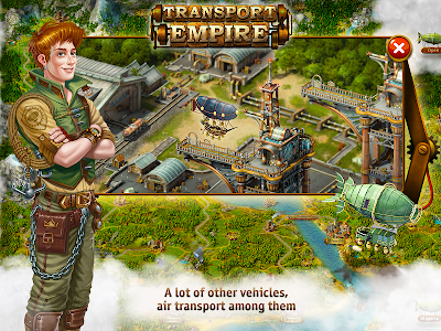 Transport Empire: Steam Tycoon v1.06.18
