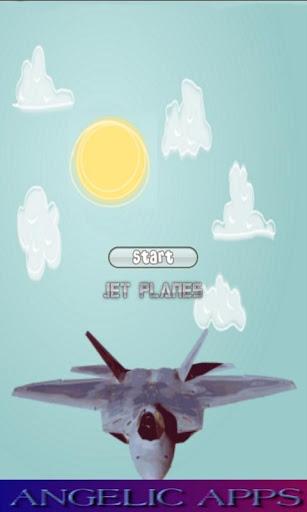Jet Planes Game