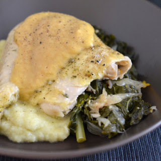 Slow Cooker Roast Chicken And Gravy.