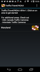 Maryland/Baltimore Traffic Cam screenshot 7