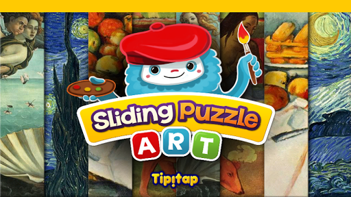 Art Puzzle: Sliding Slices