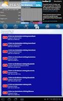 Screenshot of Buienradar HD