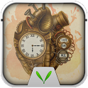 SteamPunk Live Locker Theme icon