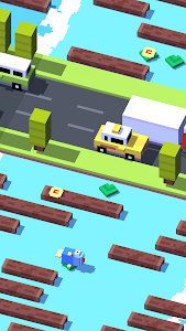 Crossy Road 3.2.5 (Unlocked/Coins/Ads-Free)
