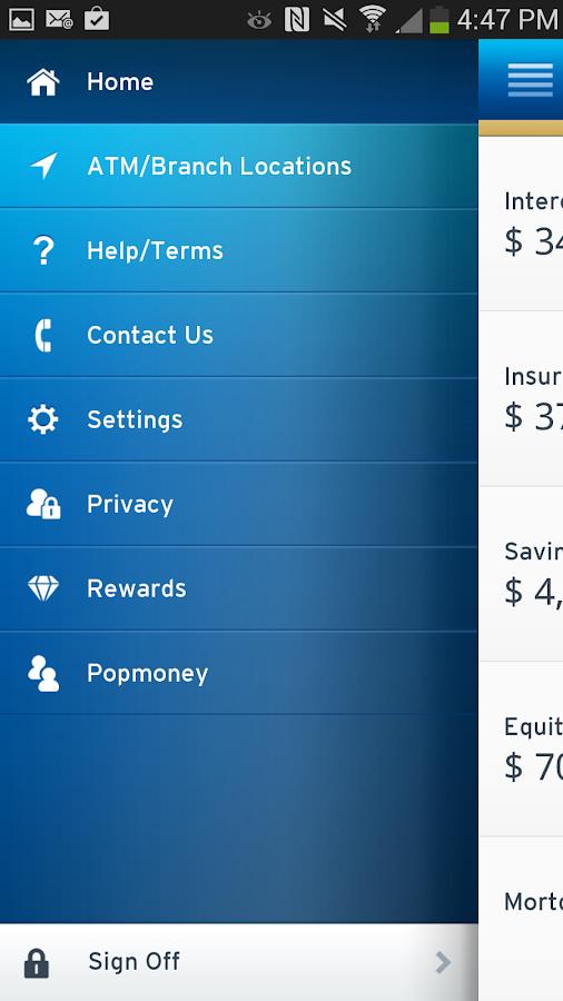 Citi Mobile® - screenshot