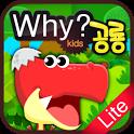 Why? Kids 공룡 Lite icon