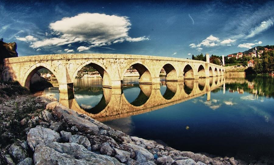 by Boris Filipovich - Buildings & Architecture Bridges & Suspended Structures