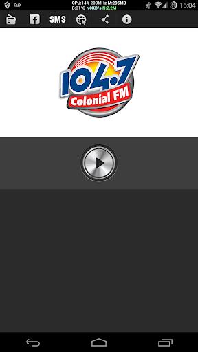 Rádio Colonial FM 104.7