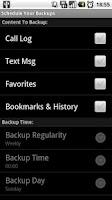 Screenshot of Pi.Soft Backup