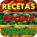 Recetas de Cocina Vegetariana logo