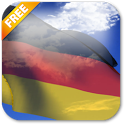 3D Germany Flag Live Wallpaper icon