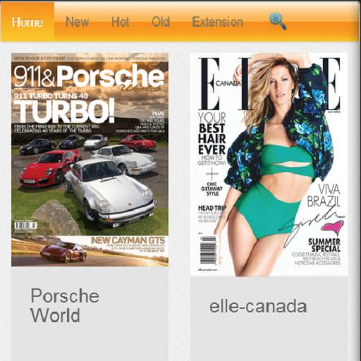 Magazine ultimate
