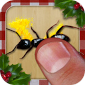 Ant Smasher Christmas Free App