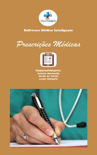 Prescrições Médicas screenshot for Android