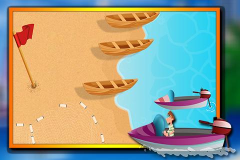 Tropical City Escape - screenshot