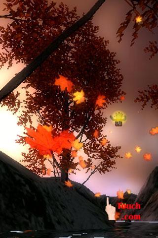 autumn livewallpaper HD
