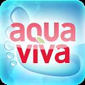 Aqua Viva Pedometar icon