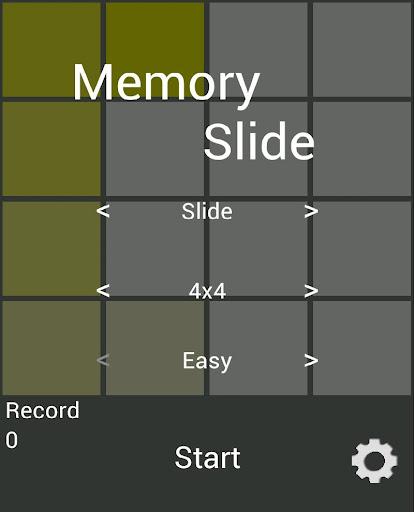 Memory Slide