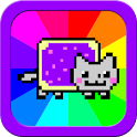rainbow cat icon