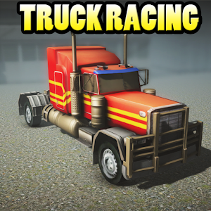 Truck Racing Simulator Free 賽車遊戲 App LOGO-硬是要APP