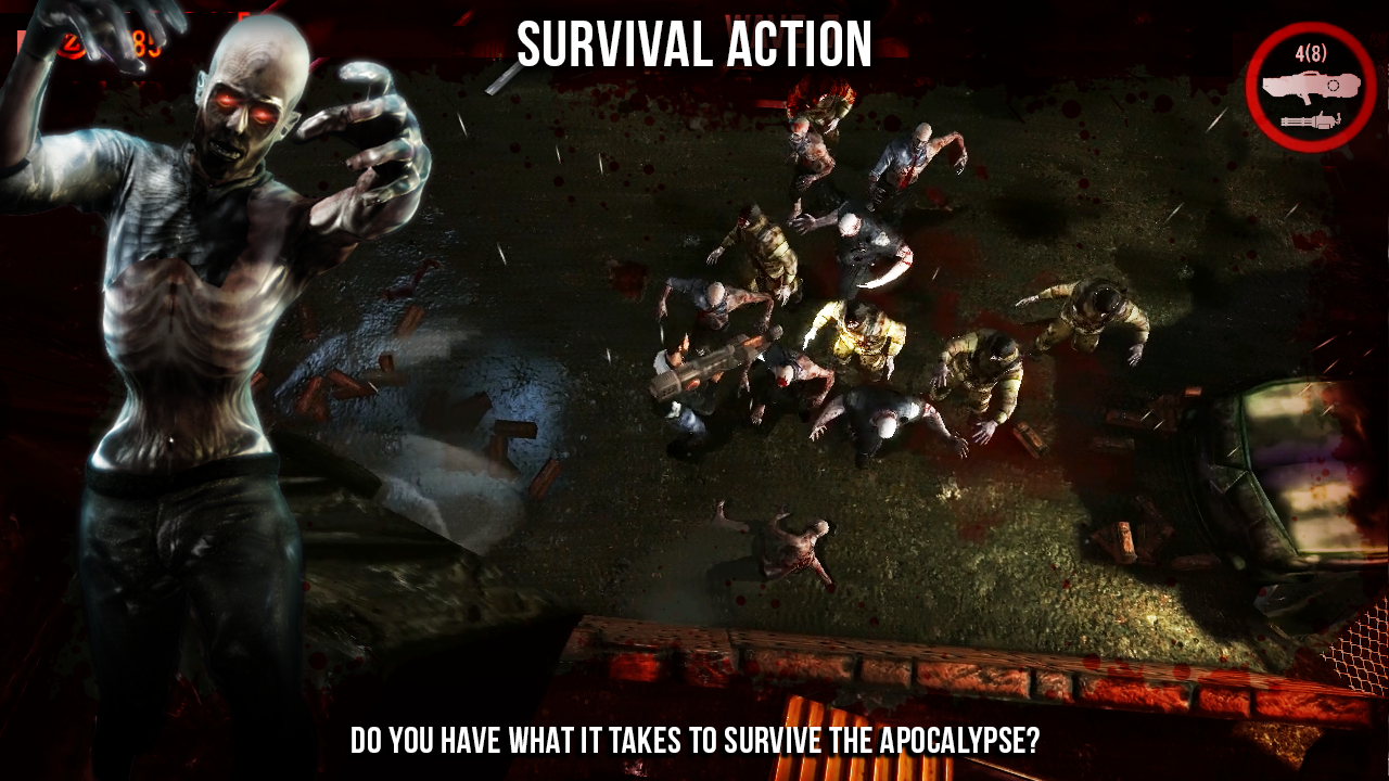 Dead on Arrival 2- screenshot