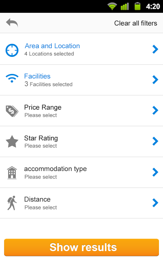 Agoda – Smarter Hotel Booking - screenshot