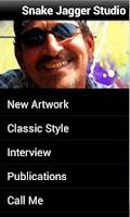 Screenshot of Snake Jagger Studio