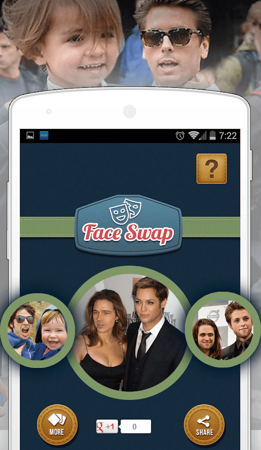 Face Swap - Face Juggler - screenshot