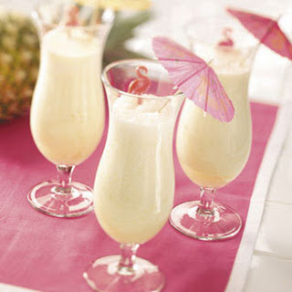 Tropical Pineapple Smoothies.