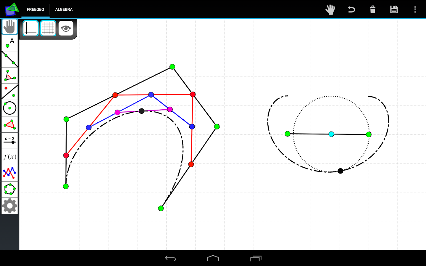 FreeGeo Mathematics- screenshot