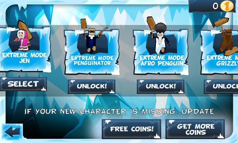 Icy Joe Extreme Jump - screenshot